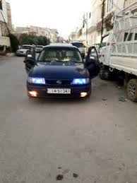 Opel Vectra <b>1989 Blue Color</b> For Sale in Ramtha