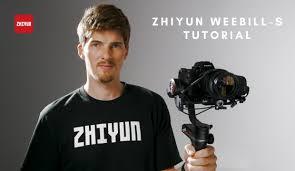 <b>Zhiyun</b>-Tech - <b>ZHIYUN</b> TUTORIALS | <b>Weebill</b>-S <b>Official</b> Tutorial ...