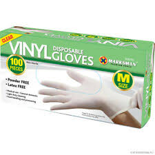 <b>Latex Gloves 100</b> for sale | eBay