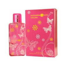 <b>Mandarina Duck Cute Pink</b> by Mandarina Duck Eau De Toilette ...