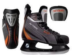 <b>Коньки хоккейные Action</b> Dallas (PW-216 DP) купить в ...
