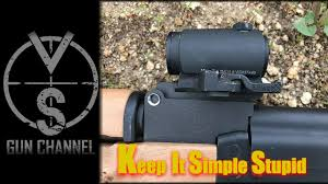 The Strongest AK-47 Optics Mount : Occam Defense <b>Solutions</b> ...