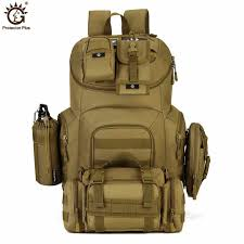 <b>40L Tactical Backpack Military Backpack</b> Nylon Waterproof <b>Army</b> ...