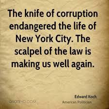 Edward Koch Quotes   QuoteHD via Relatably.com