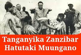 Image result for mkapa na maalim seif katika sherehe za muungano 2015