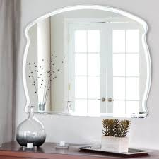 wall mirrors living room good frameless home decoration enchanting cheap frameless mirror and wall mirror deco