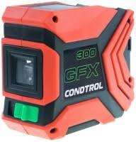 <b>CONDTROL GFX 300</b> 20 м, кейс (1-2-220) – купить лазерный ...