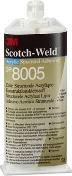 <b>Клеи</b>: <b>3M</b>™ <b>Scotch</b>-<b>Weld</b>™ <b>DP8005 Клей</b> Акриловый ...