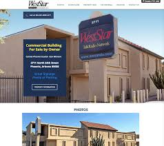 get online a beautiful new website for k do com while working a broker the listing went unnoticed for months so kim used wix to create a custom website to market the property
