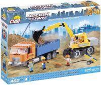 <b>COBI Dump Truck</b> and Excavator 1667 - купить <b>конструктор</b>: цены ...