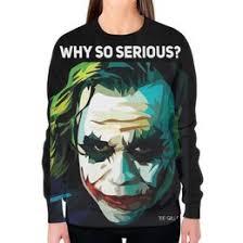"""Женская одежда c стильными принтами """"batman"""" - купить в ..."""