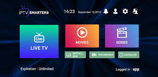 <b>IPTV</b> Smarters Pro - Apps on Google Play