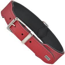 """Ошейник для собак <b>Hunter</b> Smart """"<b>Basic</b>"""", цвет: красный, длина 65 ..."""