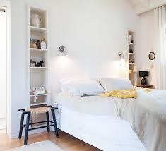 julie carlson bedroom wall sconces remodelista above bed lighting