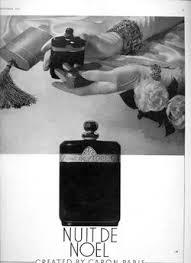 <b>Caron Nuit de Noel</b> : Perfume Review (New and Vintage)