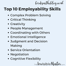 do you have the main employability skills to thrive in the future how to acquire the top 10 employability skills