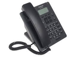 <b>Panasonic SIP</b>-<b>телефон KX</b>-<b>HDV100RUB</b>