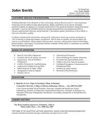 customer service resume    tomorrowworld cocustomer service resume template examples