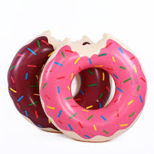 <b>Inflatable</b> Watermelon Donut Swimming Circle 60cm <b>70cm</b> 80cm ...