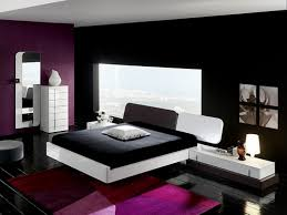 headboard near luxurious interior small bedroom design ideas with elegant black mahogany wooden bedroom connected comfort black upholstery alluring home bedroom design ideas black