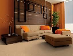 ideas burnt orange: orange living room photos enchanting burnt orange and brown living room