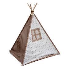 """<b>Палатка</b>-<b>вигвам</b> детская <b>Everflo</b> """"<b>Hut</b> ES-112 beige"""" (бежевый ..."""