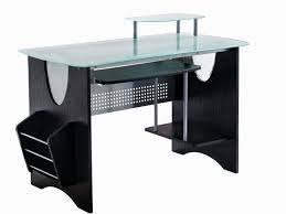 ikea black l shaped desk black ikea glass top desk