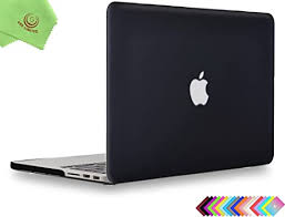 UESWILL Smooth <b>Matte Hard Case</b> for MacBook Pro , Model ...