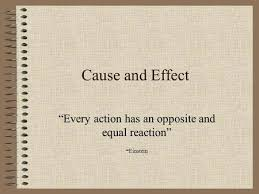 recap what is evaluation essay evaluation or review similar yet  cause and effect every action has an opposite and equal reaction   einstein