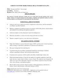 medical receptionist resume templates and medical receptionist resume medical receptionist duties volumetrics co medical receptionist resume summary medical receptionist cover letter examples no