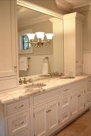 tall bathroom vanities