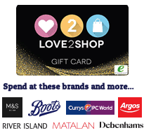 Marks and Spencer Gift Vouchers | M&S Gift Cards | Order up to £10K