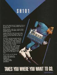 <b>Roland's SH</b>-<b>101</b> - you could also play it while downhill skiing - CDM ...
