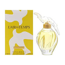 L'air du Temps by Nina Ricci for Women 3.3 oz Eau ... - Amazon.com