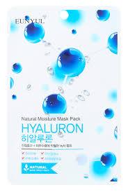 EUNYUL Natural Mosture Mask Pack Hyaluron <b>Маска тканевая с</b> ...