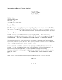 student cover letter sample for recent college graduate cover high school student cover letter samples