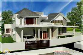 bedroom modern house plans