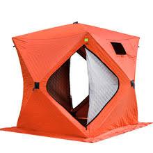 3-4 человек ветрозащитная Изолированная ледяная <b>палатка</b> ...