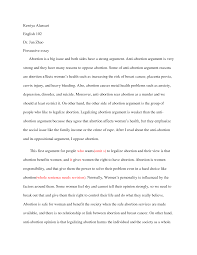 conclusion transition words for persuasive essays on abortion  jerz gt writing gt creative gt wondering how to write a personal essay is your personal essay due tomorrow morning if so here are some quick tips