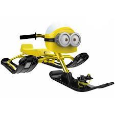 <b>Снегокат Snow Moto MINION</b> Despicable ME yellow - Интернет ...