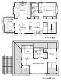 ideas about Shop House Plans on Pinterest   Morton Building    I    ve wanted to build this cottage house since I saw the pictures and floor plan six years ago  I    d want to modify it so that the w d is