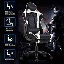 <b>Ergonomic Office Chair PC</b> Gaming Chair D- Buy Online in ...