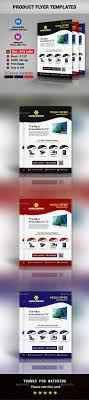 product flyer templates by creative touch graphicriver product flyer templates commerce flyers