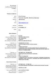 resume format examples show sample volumetrics co latest format of cv format sample resume aidk example of format in making a resume format of a simple