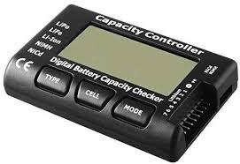 <b>Universal RC CellMeter-7</b> Digital Cell Battery Capacity Checker for ...