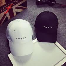 kupować Lato 2017 Brand New Cotton Mens Hat Młodzież List ...
