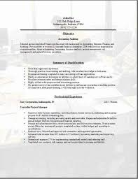 accounting auditing resume examples samples free edit   word