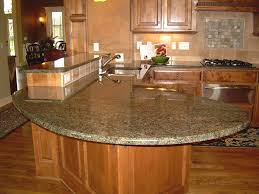 countertops popular options today:  contemporary kitchen nice top model kitchen countertop options and wooden cabinets and silver crane and