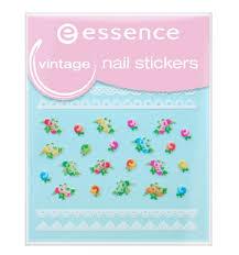 essence. <b>Наклейки для ногтей</b>-<b>nail</b> stickers-<b>vintage</b> - тон 17 купить ...