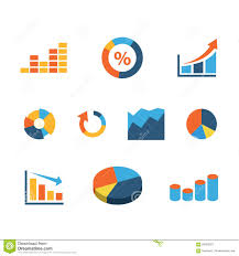 flat vector graphic  data  diagram  pie chart infographic icon    flat vector graphic  data  diagram  pie chart infographic icon